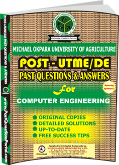 MOUAU Post UTME Past Question for COMPUTER_ENGINEERING