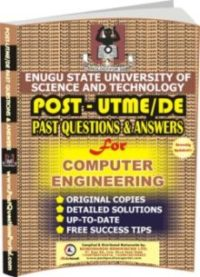 ESUT Post UTME Past Questions for COMPUTER ENGINEERING